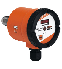 Flow monitor for liquids KAL-K with  Datasheet