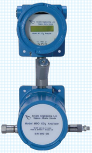 M90 CO2 monitor with datasheet