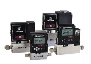 Sierra-SmartTrak 100mass flow meters & controllers with Datasheet