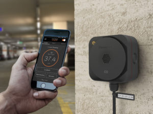 """Honeywell Sensepoint XCL-Bluetooth-enabled Fixed Gas Detector for Commercial & Light Industrial Applications"""""""