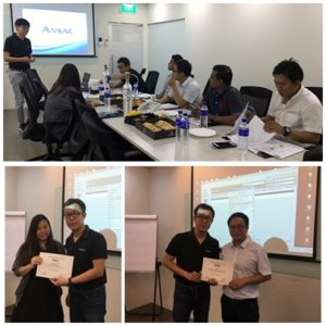 MicroDock II Hands On Training on 13 Sep 2017
