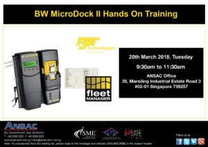BW MicroDock II Hands On Training