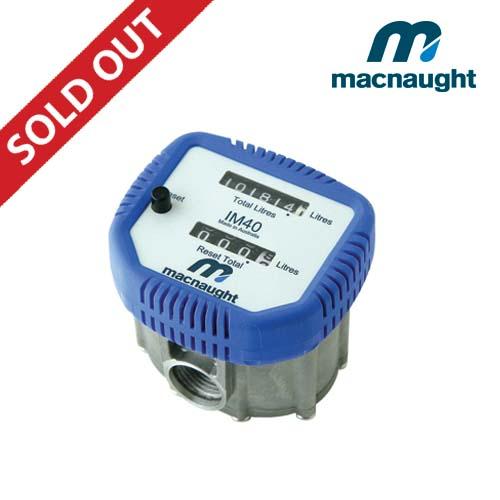 Mechanical Oil Meter