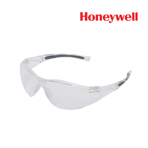 A800 Clear Frame Safety Glasses (Anti-Scratch Coating)