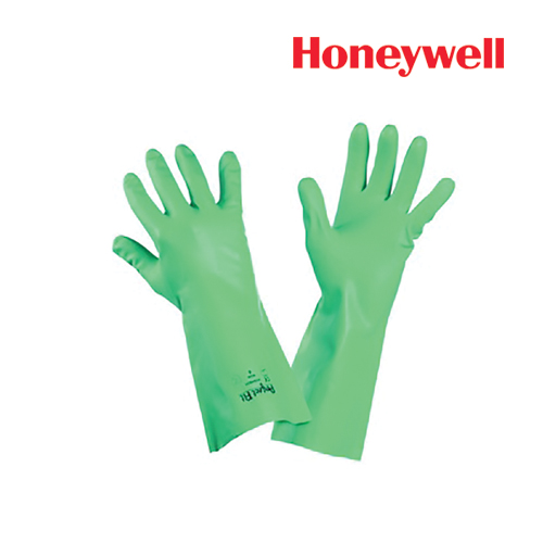 Honeywell Chemical Resistance Gloves, Powercoat Nitraf, Model:2094831 (Size 9/L Only)