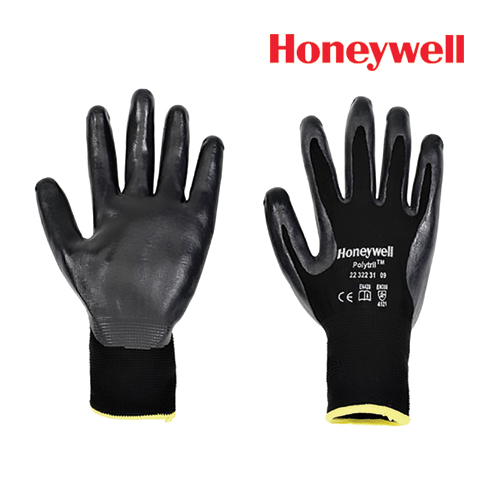 Honeywell General Handling Glove-Polytril Air, Model:2232270 (Size 8/M)
